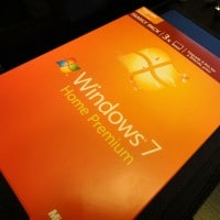 Windows 7 Family Pack upgrade box