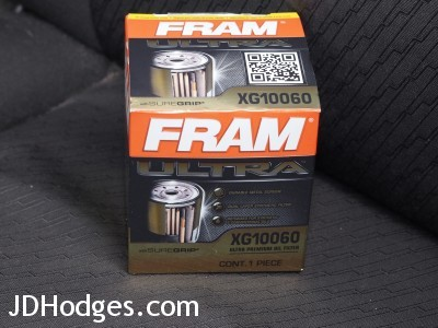 Fram Oil Filter for 2011 Chevy Avalanche
