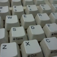 Keyboard macro photo
