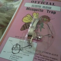 Mosquito Trap photo!