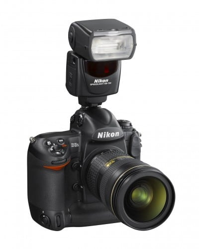 Nikon flash size comparisons sb400 sb600 sb700 sb800 for Flash nikon sb 500