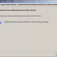 Realtek RTL8191SU Wireless LAN 802.11n USB 2.0 Adapter Driver Update