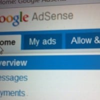 AdSense Earnings Report Screenshot