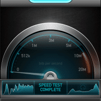 UPDATE: added Dodge City KS 4G speed test results