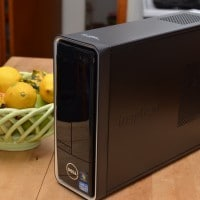 Dells Inspiron 660s styling next to the produce basket ;-)