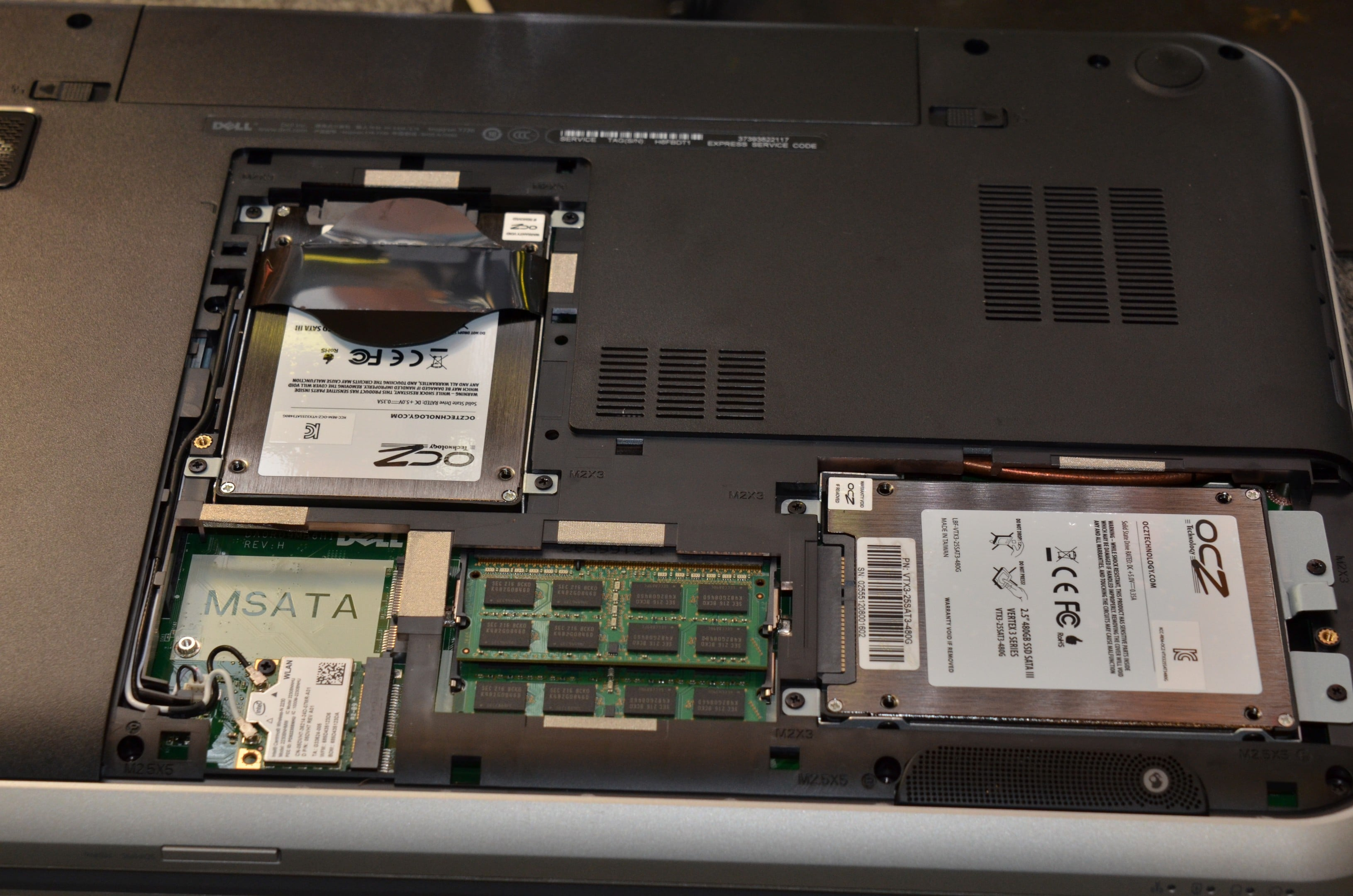 blog does dell inspiron r se have two hard drive bays yes dsc  custom