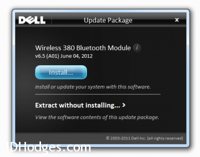 Bluetooth driver windows 7