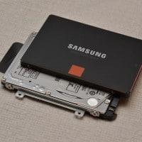 HDD SSD comparison photo