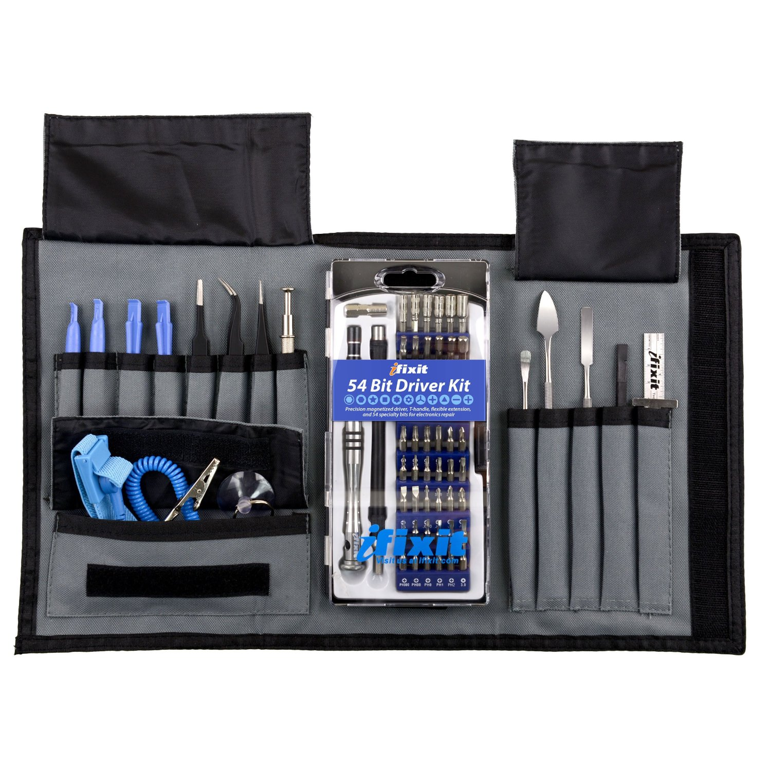 ifixit pro tech toolkit for upgrading computers phones laptops. Black Bedroom Furniture Sets. Home Design Ideas