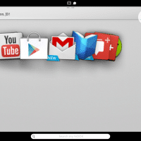 The Nook's Carousel of Apps