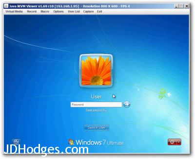 Java iKVM Viewer v1.69 r10