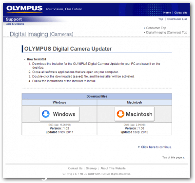 This free Olympus software will let you update your XZ-1 firmware so it can utilize the FL-600R