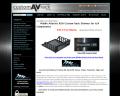 Custom Rack Shelves, Middle Atlantic A/V Rack Shelf, RSH4A, AV Component Shelf
