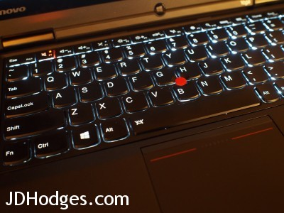 How to enable Lenovo ThinkPad Yoga backlit keyboard? [SOLVED!]