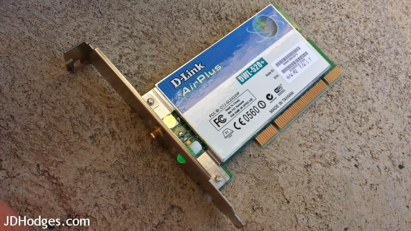 D-link airplus dwl-520