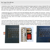 Maximum Lenovo Yoga 2 Pro and Yoga 13 SD card capacity?