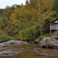 Rocky Creek and Klepzig Mill