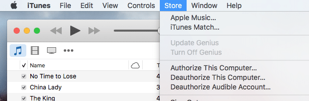 Update Genius and Turn Off Genius are both greyed out :-(