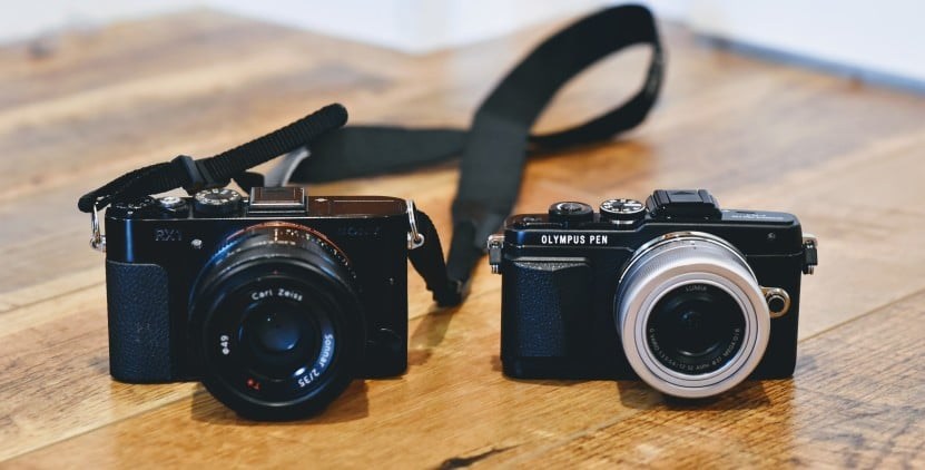 RX1 vs. Micro Four Thirds size comparison