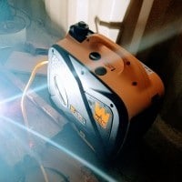 WEN 56200i running LED light and battery charger