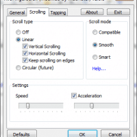 SMOOTH two finger scrolling on Windows PC laptops!!!