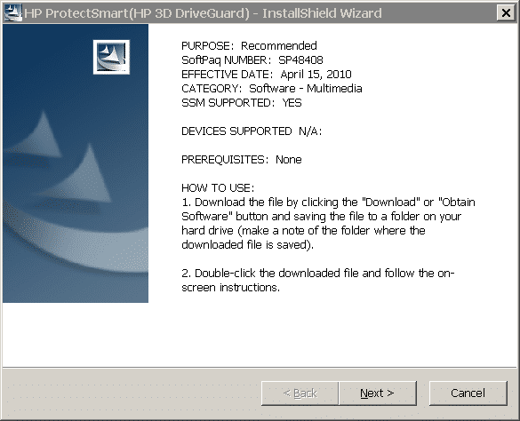 HPQ006 DRIVER DOWNLOAD (2019)