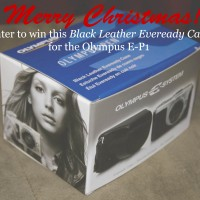 Olympus Eveready Case Giveaway