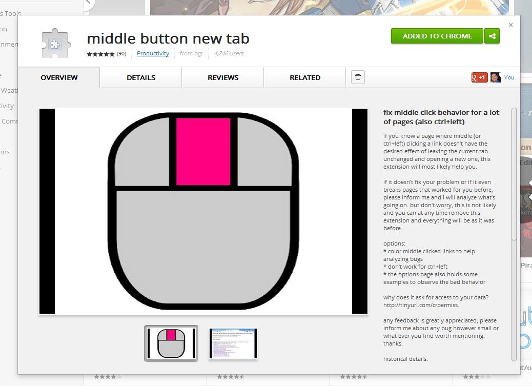Chrome New Tab Shortcuts Gone