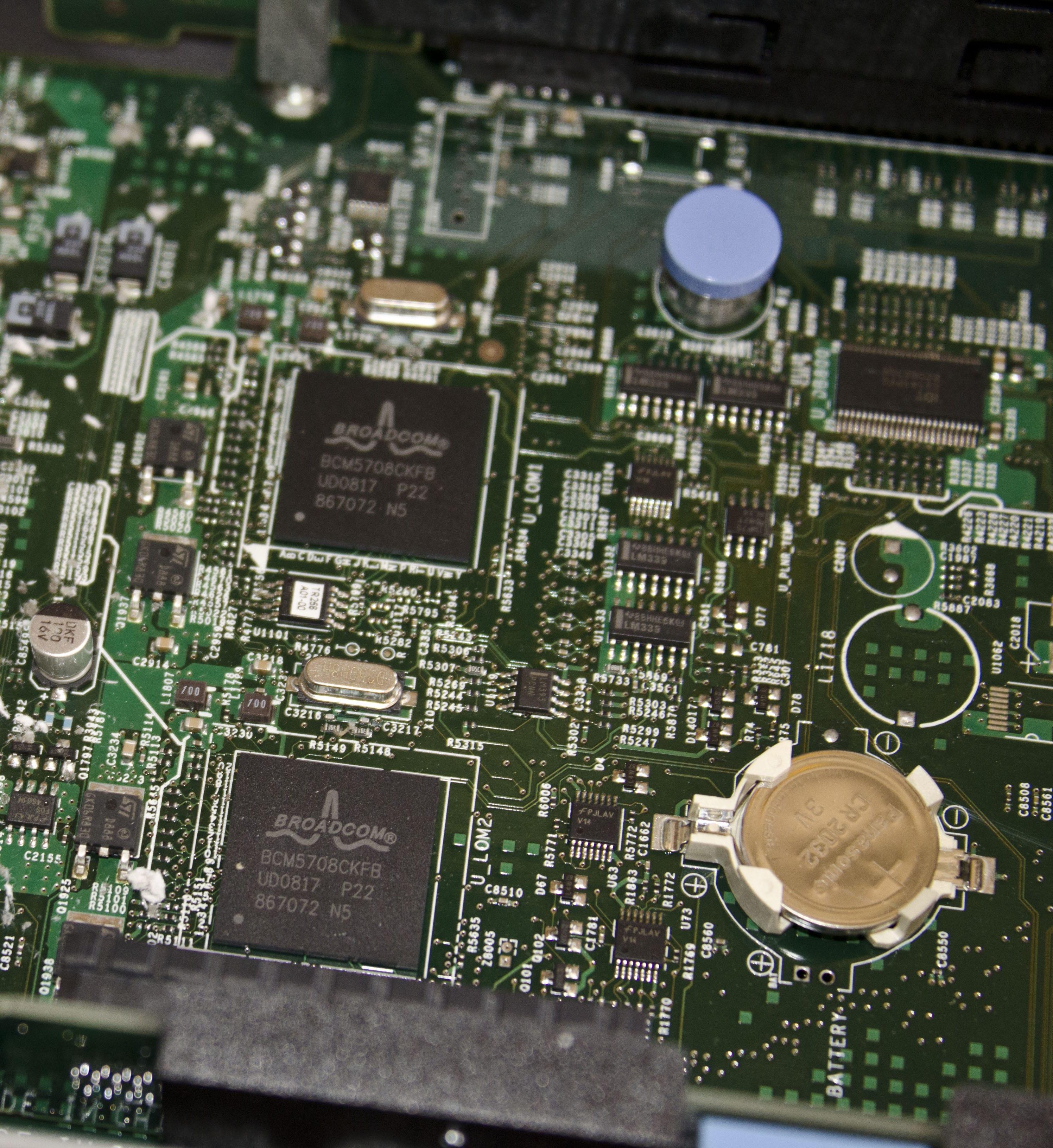 Dell Server CMOS Battery
