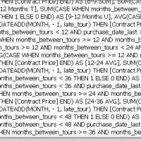 This gets hard to read, we need to tidy/beautify this code! :-)